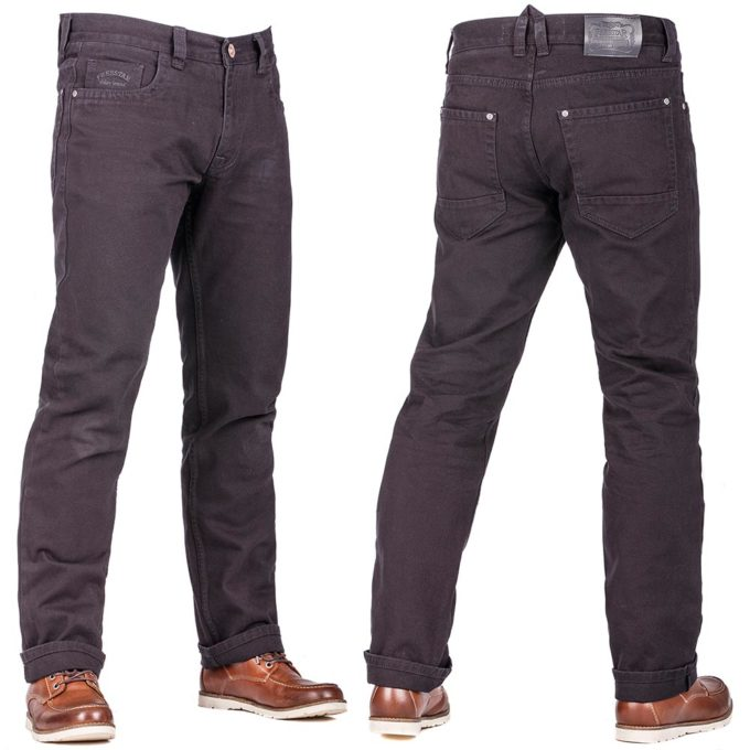Jeansy Freestar Black Classic