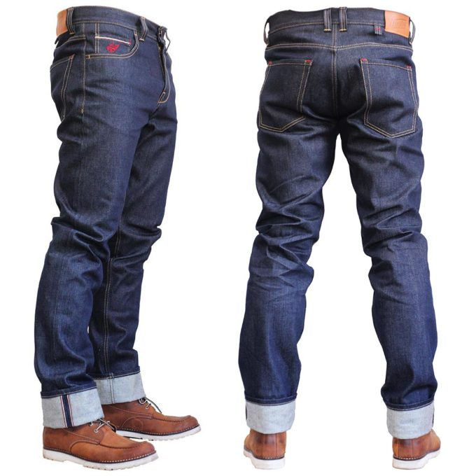 Jeansy Freestar California Selvage